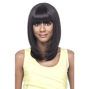 AW-ONIKA (FS1B/30) - Amore Mio Synthetic Heat Resistant Fiber Full Wig