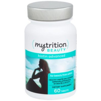 Biotin Advanced (60 Tablets) by MyTrition at the Vitamin Shoppe