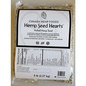 Canada Hemp Foods Seed Hearts Bag, 5 Pound
