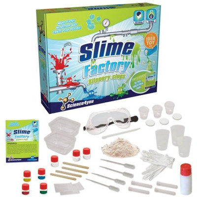 Slimy Factory - Science Kit by Science 4 You (397361)