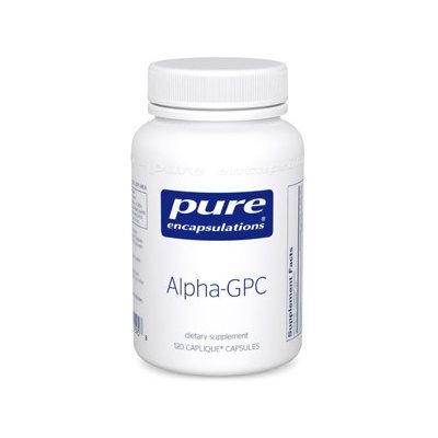 Pure Encapsulations Alpha-GPC 120 caps