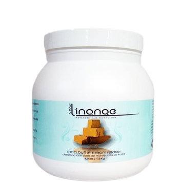 Linange Shea Butter Relaxer 4 Lbs