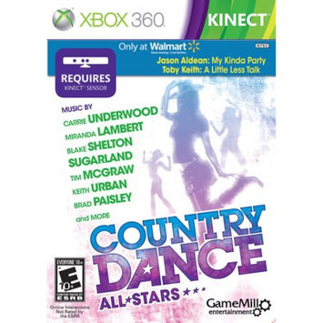 Game Mill GameMill 83465608630 Country Dance All Stars for Kinect, Xbox 360