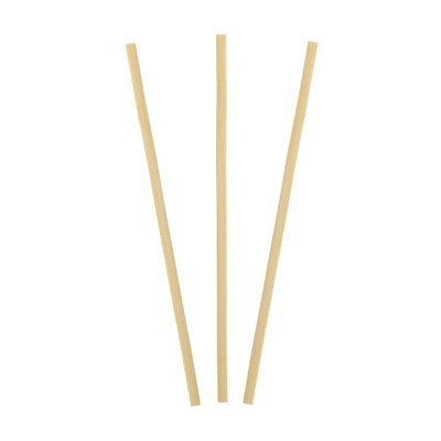 Royal 7 Bamboo Coffee Stirrers, Case of 5000