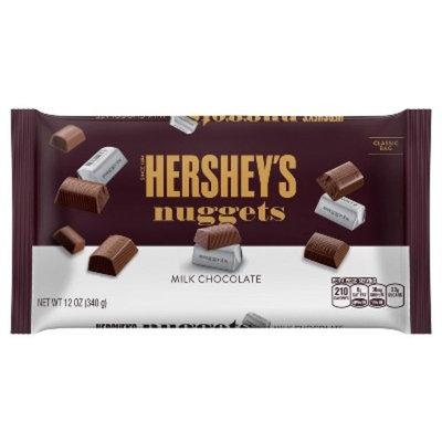 Hershey's Nuggets Milk Chocolate 12 oz