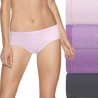 Hanes Ultimate 4-pack Stretch Hipsters 41CSWB