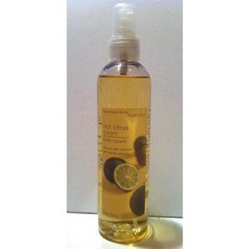 Bath & Body Works Rich Citrus Cream Body Splash 8 Oz