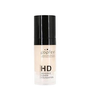 POPFEEL Makeup Liquid Foundation Moisturizing Waterproof Concealer BB Cream