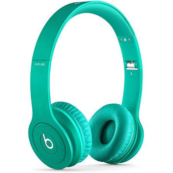 Apple Computers Refurbished Beats by Dr. Dre Drenched Solo Over-Ear Headphones