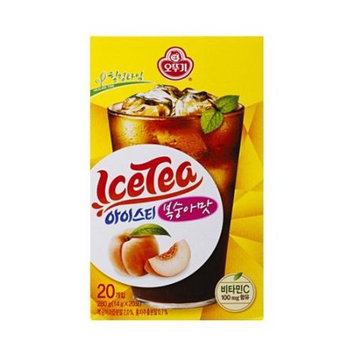 OTTOGI Ice Tea Peach 20Pcs