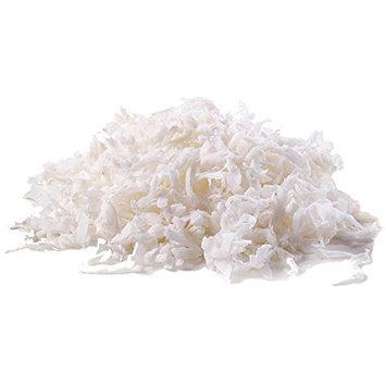 Organic Raw Shredded Coconut, Unsweetened, Non-GMO, Naturally Sweet (2 lbs)