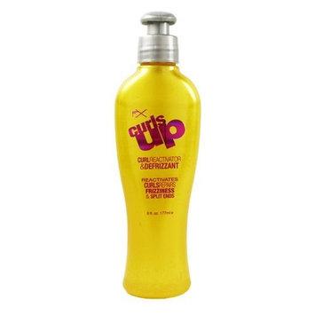 FX: Curls Up Curl Reactivator & Defrizzant, 6 oz (6 pack)
