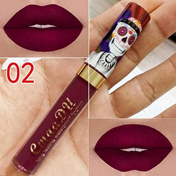 Liquid Lipstick Gloss Women Quick Dry Makeup Cosmetic Paint Matte Long Lasting Vintage Style Soft Lip