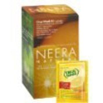 Neera Natural One Week Kit with Lemon Packet