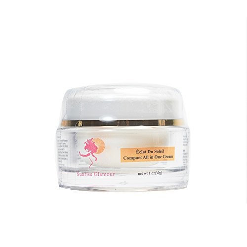 Eclat Du Soleil All in One Cream with Natural Avocado and Soybean Oils 1 Ounce