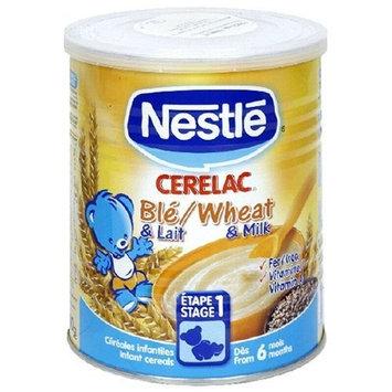 Nestle Cerelac, Wheat with Milk, 2.2-Pound [Wheat with Milk]