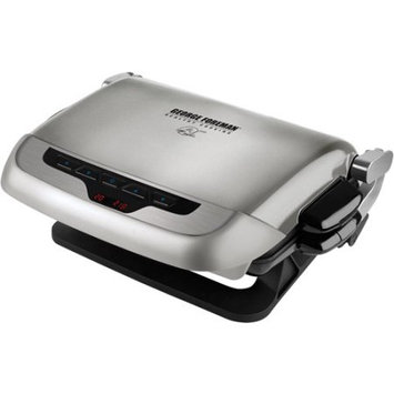 George Foreman GRP4EP Platinum Evolve Grill with 2 Grills george forman
