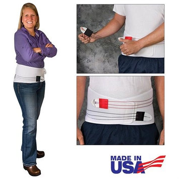 Core Products Intl CorFit Lumbosacral Spinal Support System - Easy Adjustable Compression