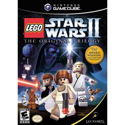 Lucasarts Entertainment Company Lego Star Wars 2: The Original Trilogy