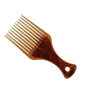 Frcolor Ultra Smooth Hair Pick Comb Hair Lift Pick Comb for Hairstyle