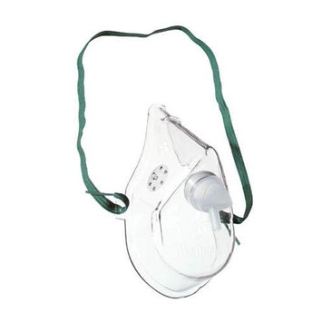 Salter Labs Adult Oxygen Mask w/7' tubing - part # 8110-7, qty 2ea