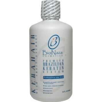 BioNaza KeraHair Brazilian Keratin Treatment 32 oz