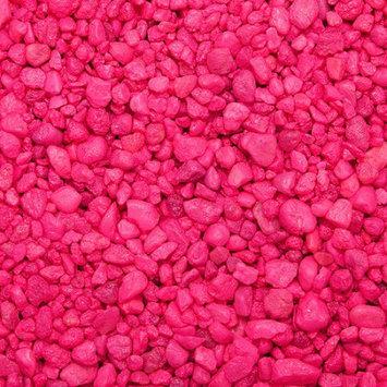 Aquarium Gravel - Permaglo Pink - 5 lbs Pink