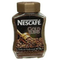 Nescafe Gold Freeze-Dried Coffee