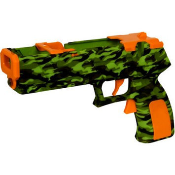 Creative Mind DGWII1254 Quick Shot Plus Camo Motionplus Gun Collectorapos;S Edition Camouflage