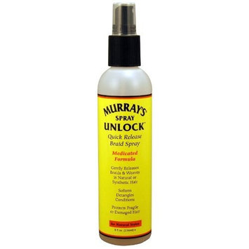Murray's Unlock Spray 8 oz. by Murrays