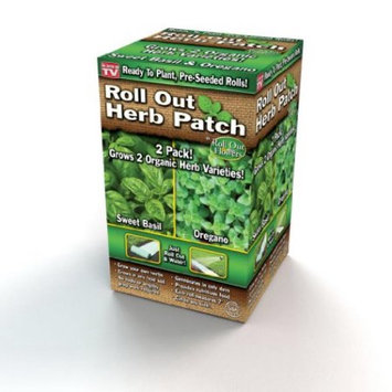 Garden Innovations Roll Out Herbs Sweet Basil/Oregano Herb Kit