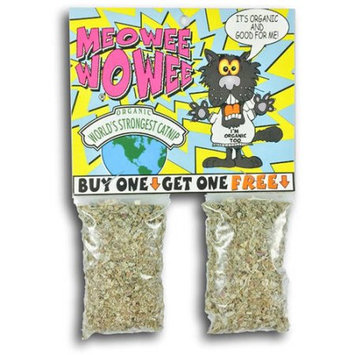 Digpets SCPMW2 Meowee Wowee - Super Strong Organic Catnip
