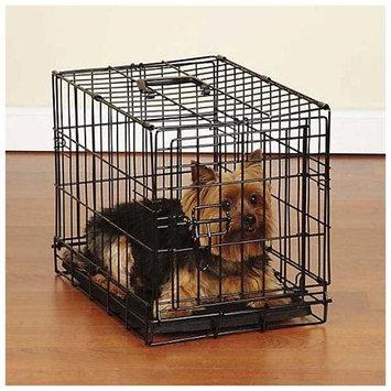 Pet Edge Dealer Services Sure Crate Folding Dog Crate Medium