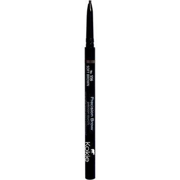 Kokie Professional Precision Retractable Brow Pencil, Warm Brown, 0.04 oz