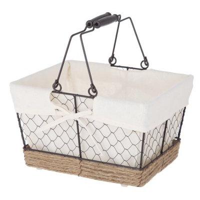 Homezone Better Homes & Gardens Small Chicken Wire Basket