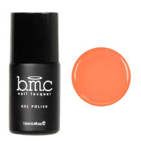 Bundle Monster BMC Marmalade Orange Sheer Tint UV/LED Gel Polish - Mosaic Glass, Apricot Beauty