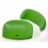 Keekaroo Height Right High Chair With Comfort Cushion Set - Lime (Discontinued by Manufacturer)