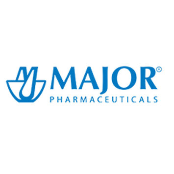 097MJRX MAJOR ALLERGY 4MG TAB CHLORPHENIRAMINE MALEATE-4 MG Yellow 24 TABLETS UPC 309040012241 (PACK of 2)