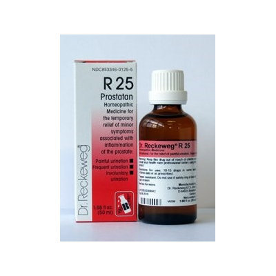 Prostatan R25 50 ml by Dr. Reckeweg