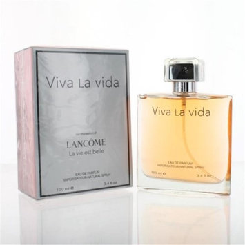 Perfect Star ZZWPSVIVALAVIDA34EDP Viva La Vida By Perfect Star 3.4 oz. Eau De Parfum Spray