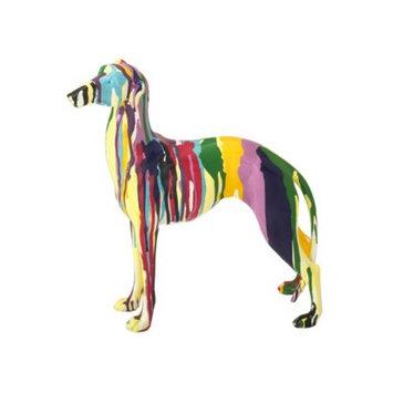 Endearing Polystyrene Dog