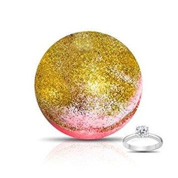 GOLD RUSH Ring Bath Bomb by Soapie Shoppe