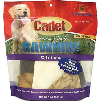 IMS Trading Rawhide Assorted Basted Chips Value Pack