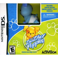 Activision Blizzard Inc 76542 Zhu Zhu Puppies with Toy Ds