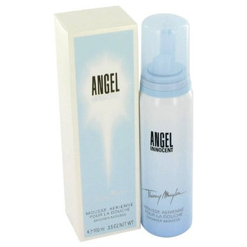Angel Innocent By Thierry Mugler Womens Shower Mousse 3.5 Oz