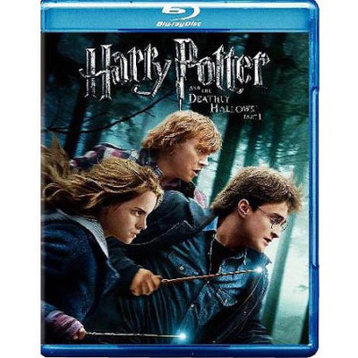 Fye HARRY POTTER & THE DEATHLY HALLOWS: PART 1 / (AC3) DVD