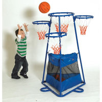 Childrens Factory Basket Ball Kit