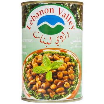 Tut's International Export & Import Co Lebanon Valley Foul Mudammas, 16 oz