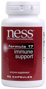 Ness Enzyme's Immune Support #17 90 caps by Ness Enzymes
