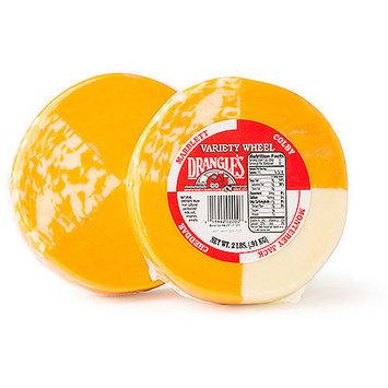 Drangle's Cheese Variety Wheel, 2 lb